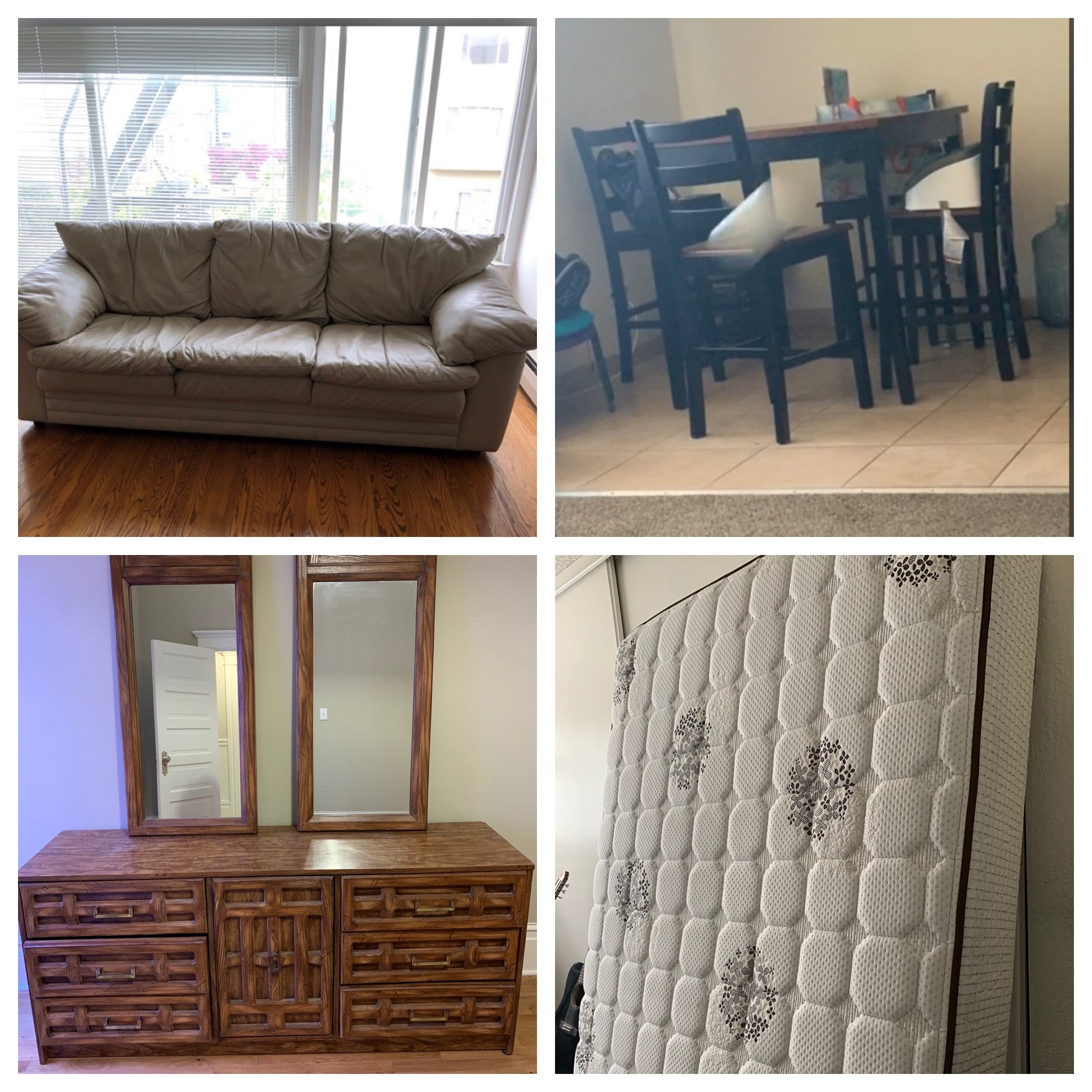 Furniture Removal - Residential Junk Removal - Junk Removal